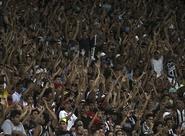 Contra o Botafogo, torcida do Ceará quebrou recorde de público na Série B 2015