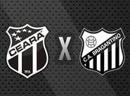 Pensando em embalar na Série B 2013, Ceará recebe o Bragantino