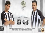 Para voltar ao G-4, Ceará recebe o Bragantino, na Arena Castelão