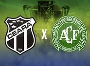 Pela Copa do BR, Vozão recebe a Chapecoense em busca da classificação