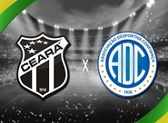 Em decisão pela Copa do Brasil, Ceará recebe o Confiança no PV
