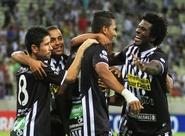 Com início arrasador, Ceará faz 5 x 0 na estreia da Copa do Nordeste