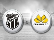 Abrindo a 12ª rodada, Ceará recebe o Criciúma no Castelão
