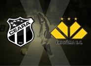 Continua a venda de ingressos para Ceará x Criciúma