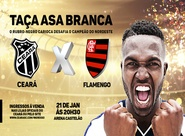 Taça Asa Branca: Ceará X Flamengo