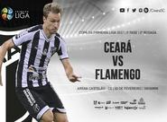 Primeira Liga: Confira informações da venda de ingressos para Ceará x Flamengo