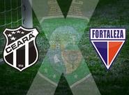 Ceará x Fortaleza farão o primeiro Clássico-Rei da temporada