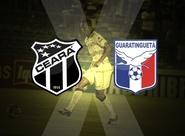 Para voltar a vencer em casa, Ceará recebe o Guaratinguetá