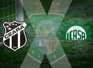 Continua a venda de ingressos para Ceará x Icasa