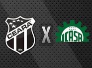 Ceará recebe o Icasa em mais um clássico cearense na Série B