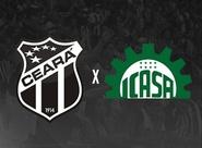 Para assegurar a liderança do Estadual 2015, Vozão recebe o Icasa