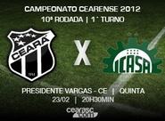 Venda de ingressos para Ceará x Icasa recomeça hoje