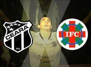 Fechando a 27ª rodada, Ceará x Ipatinga se enfrentam no PV