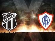 Venda de ingressos para Ceará x Itabaiana começa nesta sexta-feira