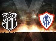 Venda de ingressos para Ceará x Itabaiana continua neste sábado