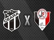 Confiante, Ceará encara o Joinville na última rodada da Série B