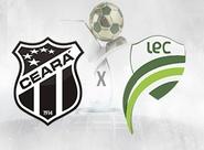 Ceará recebe o Luverdense e precisa vencer para assumir a ponta