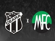 Continua a venda de ingressos para Ceará x Maranguape