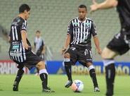 Em jogo disputado, Lulinha marca e Ceará vence o Oeste por 1 x 0