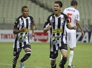 Magno Alves marca nos acréscimos e Vozão vence o Paraná por 2 x 1