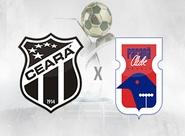 Para voltar a vencer na Série B, Ceará recebe o Paraná no Castelão
