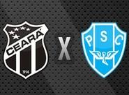 Continua a venda de ingressos para Ceará x Paysandu