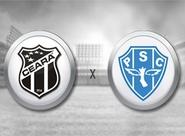 Para voltar a vencer na Série B, Vozão recebe o Paysandu no Castelão