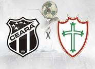 No seu último jogo em casa na Série B, Vozão recebe a Portuguesa
