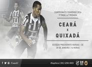 No PV, Ceará recebe o Quixadá e busca manter boa campanha
