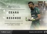 Ceará busca classificação na Copa do Brasil no retorno de Sérgio Soares