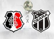 Alvinegros seguem concentrados em Recife/PE