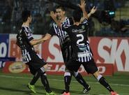 Com ataque inspirado, Ceará vence o São Caetano por 4 x 2