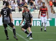 Superior em campo, Ceará goleia o Sport no Castelão e encosta no G-4