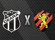 Com objetivos iguais, Ceará x Sport se enfrentam na tarde deste sábado