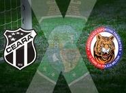 Continua a venda de ingressos para Ceará x Tiradentes