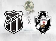 Confiante para mais uma decisão na Série B, Ceará recebe o Vasco
