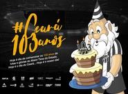 Parabéns pelos seus 103 anos, Ceará Sporting Club!