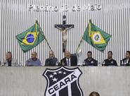 Ceará S.C recebe homenagem na Assembleia Legislativa pelo acesso à Série A