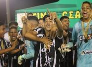 Categoria de base: Ceará é Campeão Cearense Sub-17