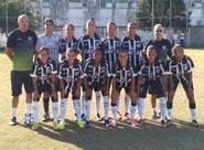 Futebol feminino: Ceará goleia Canindé/SE por 6 a 0 na estreia da Taça da Cidade do Paulista