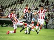 No Castelão, Ceará perde para o Náutico por 2 a 0 e fica fora das semifinais do Nordestão