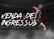 Ceará x Horizonte: Confira detalhes da venda de ingressos