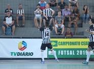 Futsal Adulto: Ceará vence Pires Ferreira e larga na frente por vaga na final do primeiro turno do estadual