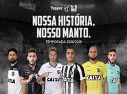 Ceará lança uniformes oficiais Topper para a temporada 2018-2019