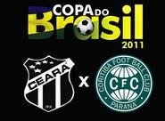 Ceará x Coritiba voltam a se enfrentar depois de quase quatro anos