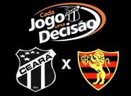 Ceará x Guarani (J) decidem turno hoje, no PV