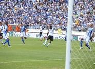 No estádio Rei Pelé, Ceará tem mais volume de jogo, mas não consegue superar o CSA