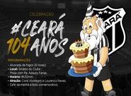 Ceará realizará missa em homenagem aos 104 anos de fundação do Clube
