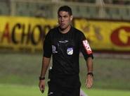 Estadual: César Magalhães apitará o segundo jogo da final