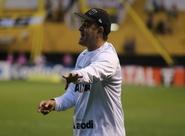 Para Chamusca, vitória contra o ABC serviria para fechar a temporada com chave de ouro